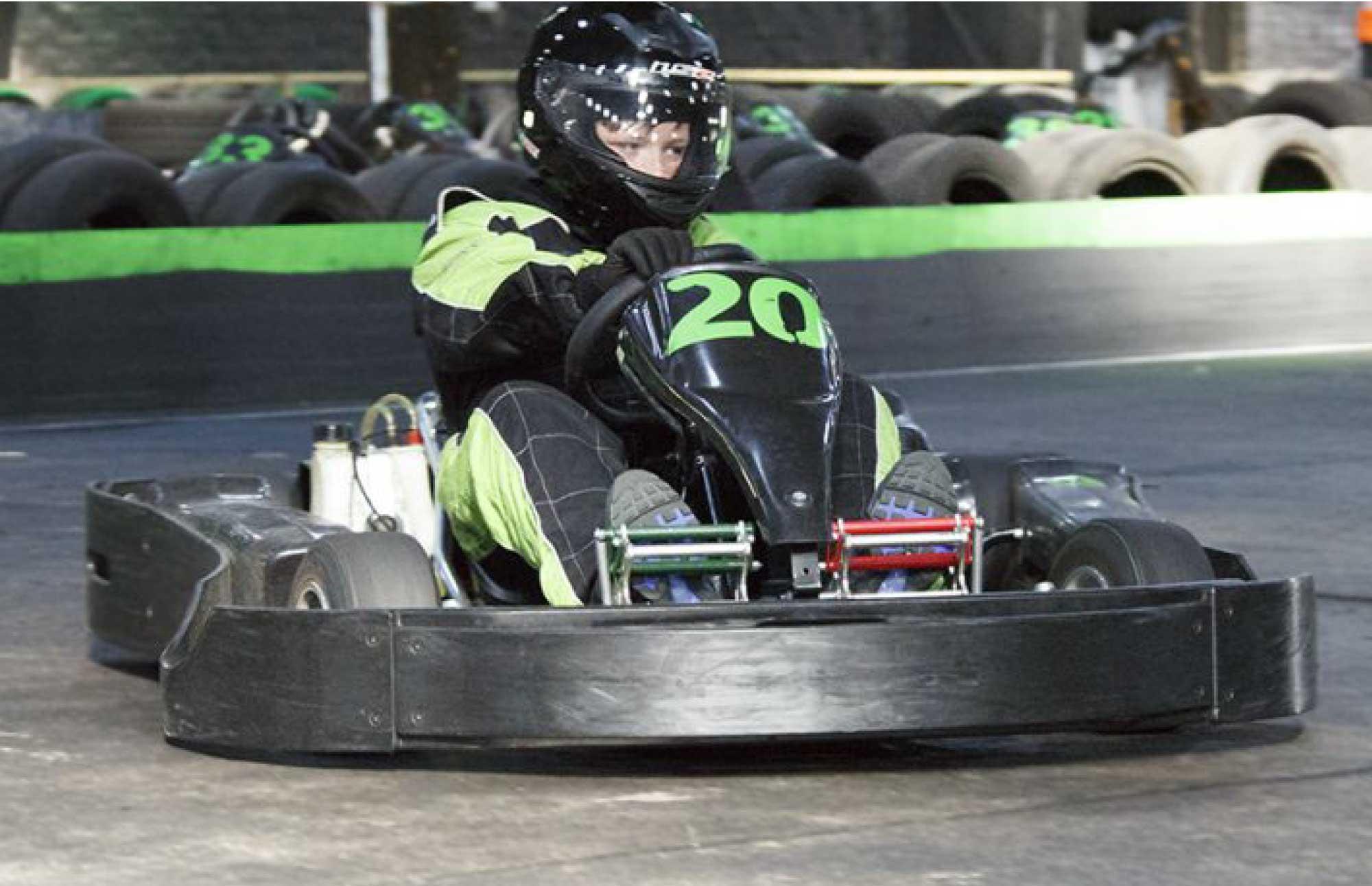Go Karting Apex Kart