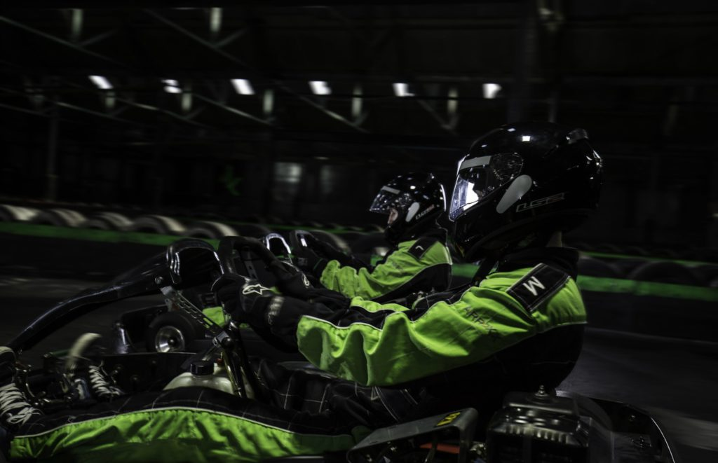 Go Karting in North Wales and Chester
