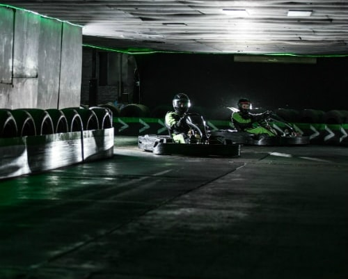 Go Karting in North Wales